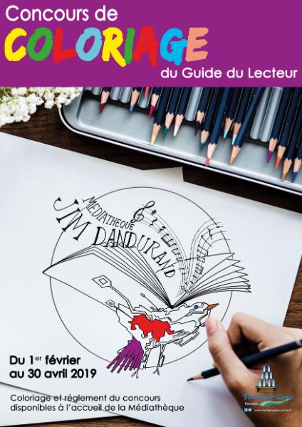 Coloriage La Ferme De Mathurin.Mediatheque Jim Dandurand Rue Interieure